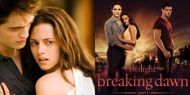 """Twilight """"Breaking Dawn! 1"""