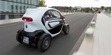 Renault Twizy wird jetzt wetterfest