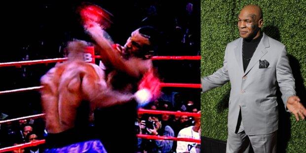 Tyson: Vom Boxring auf die Bühne