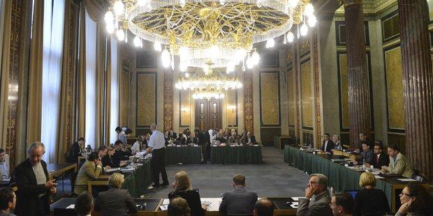 Hypo-Ausschuss: Streit um Akten