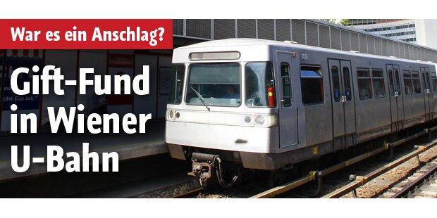 Feueralarm in U-Bahn war Gift-Attacke