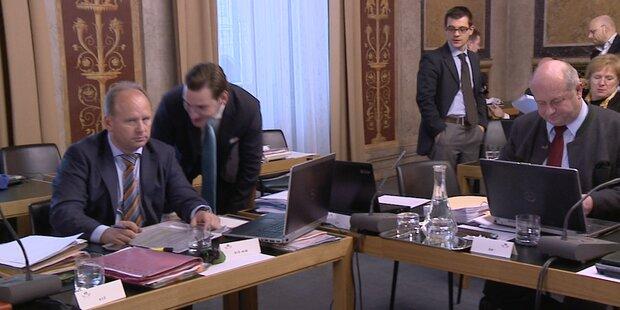 Startschuss für Telekom U-Ausschuss