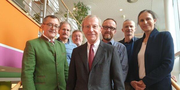 Treffen der Lawinenwarner in Salzburg
