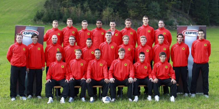 ÖFB-U19 in nächster EM-Quali-Phase