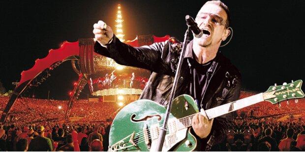 Ungar mit 31 gefälschten U2-Karten erwischt