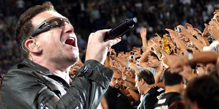 U2 neues Album