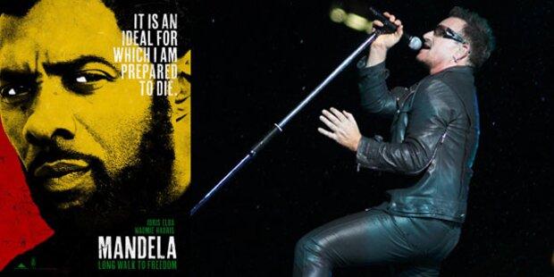 U2: Iren rocken die Oscar Gala