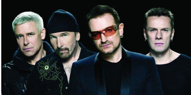 U2 meldet sich zurück mit neuer Single