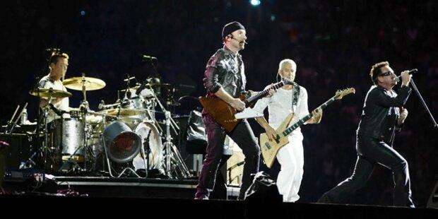 Kult-Band U2 kündigt neues Album an