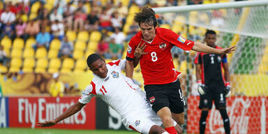 U20 WM Österreich Panama