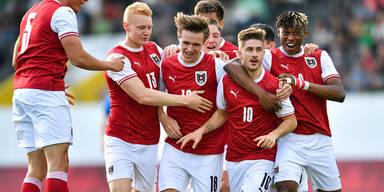 U21 ÖFB-Team gegen Estland