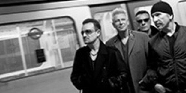 Am 13.11. werden in Deutschland die Bambis u.a. an U2 verliehen.