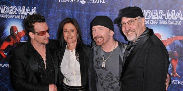 Vorwurf der Intrige gegen Bono & U2