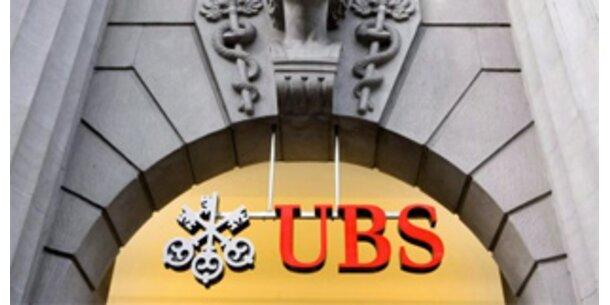 Milliardenverluste bei Schweizer UBS