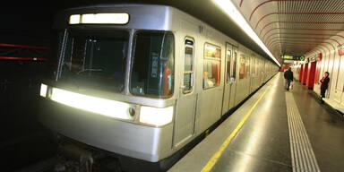 Mann flüchtete vor Polizei in U-Bahnschacht