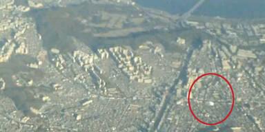 UFO-Alarm in Südkorea