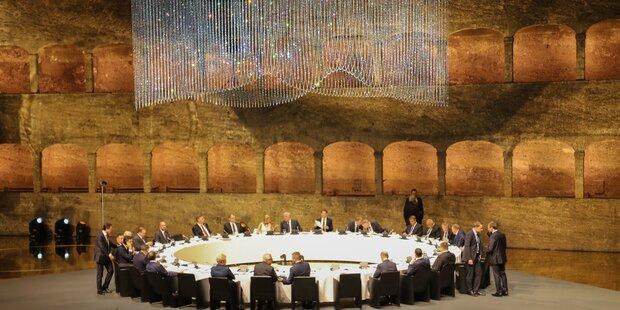 Tag zwei im EU-Gipfel