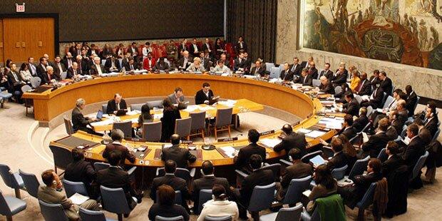 UNO-Sicherheitsrat zu Terror: