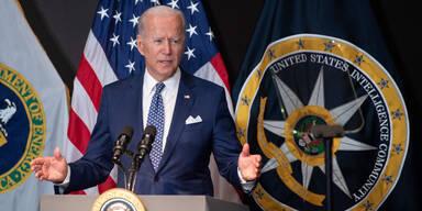 """Biden: Corona """"wie Lauffeuer"""" unter Ungeimpften"""