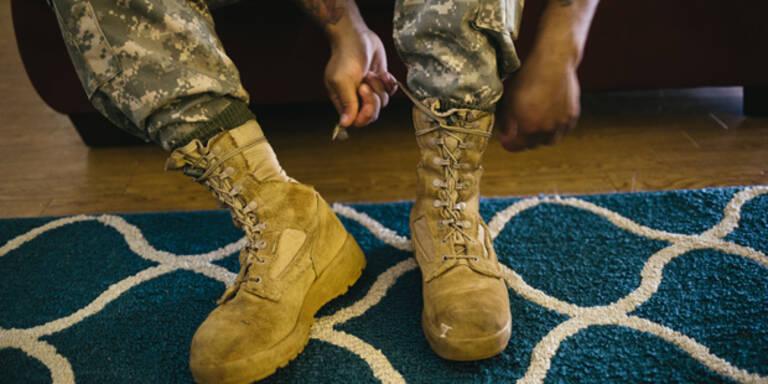 US-Armee öffnet sich für Transgender
