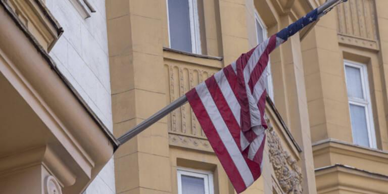 Russische Spionin in US-Botschaft?