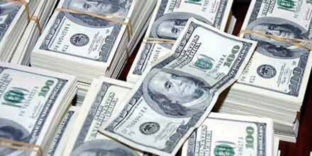 Lastwagen in den USA verlor 100.000 Dollar