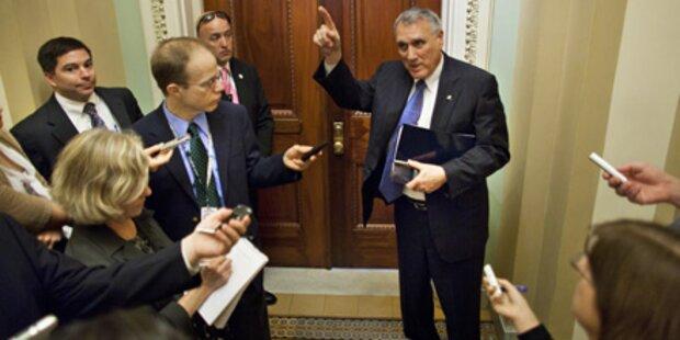 Kongress verlängerte Anti-Terror- Gesetz