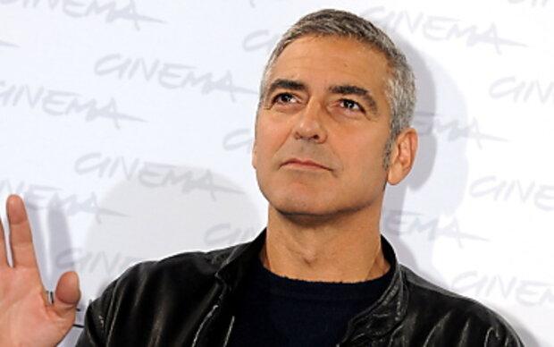 Clooney überzeugte in Rom in