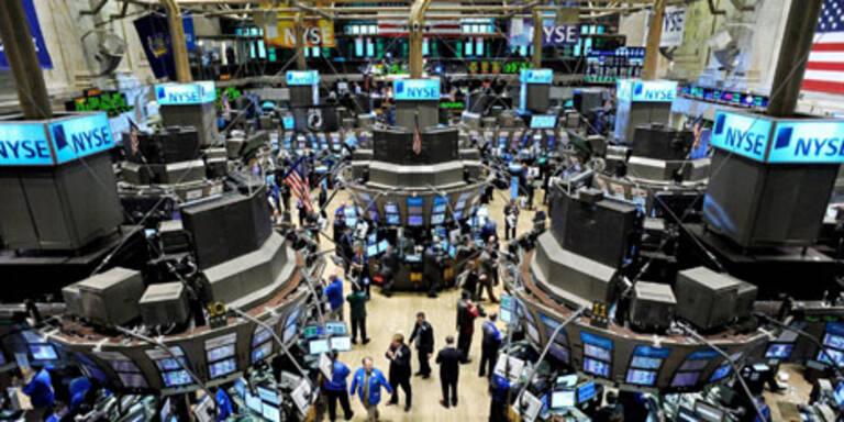 US-Börsen: Dow Jones schließt auf neuem Hoch