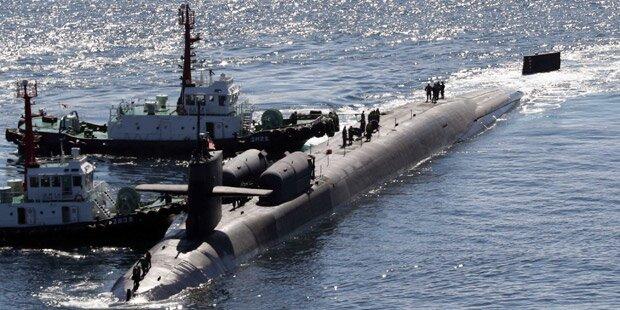 USA und Südkorea kündigen Marinemanöver an