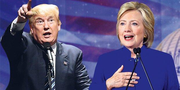 US-Wahl: Die heiße Phase beginnt