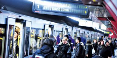 Meister-Taschendieb in U-Bahn gefasst