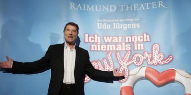 Udo Jürgens Musical 'Ich war noch niemals in New York'