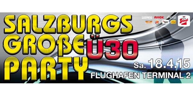 Salzburgs Große Ü30 Party