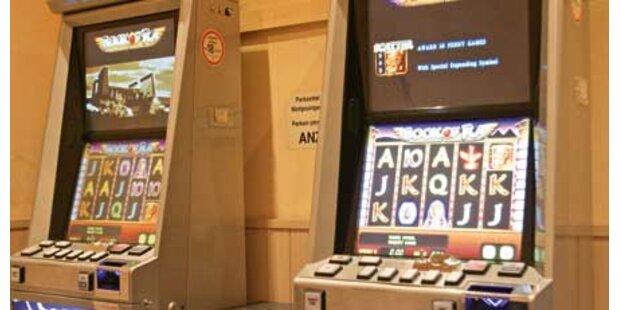 OÖ will illegales Glücksspiel stoppen