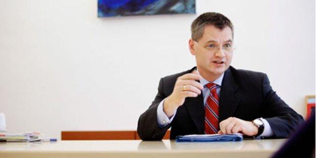 Neuer Job für Ex-Erste-Bank-Chef