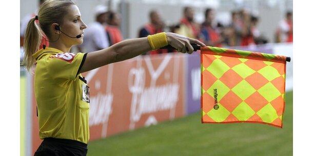 Linienrichterin Brasilien