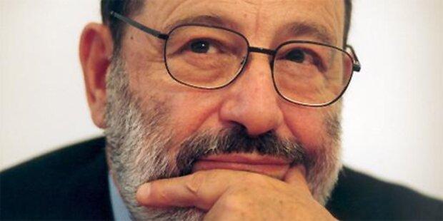 Umberto Eco: Neuer Roman im Oktober