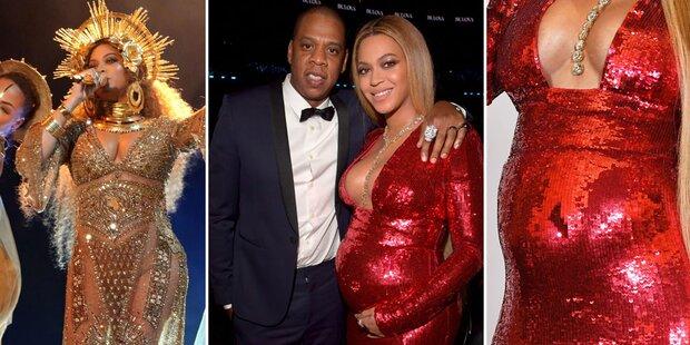 Beyoncé: Zwillinge bei Hausgeburt
