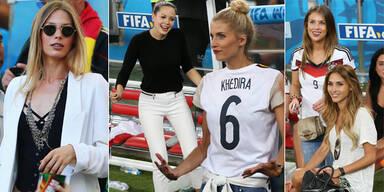 Deutsche WM-Ladies