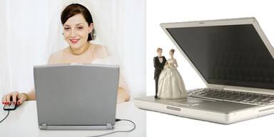 Online-Trends für eine unvergessliche Hochzeit