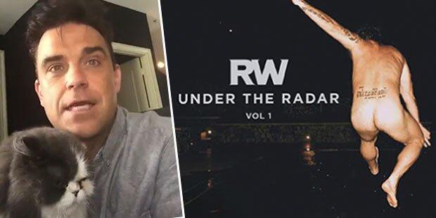 Robbie Williams: Überraschungsalbum