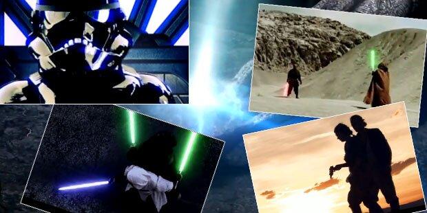 Neuer Star-Wars Trailer ist da