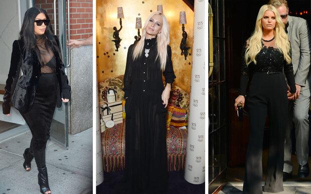 Verführerisch sexy mit Gothic Glamour