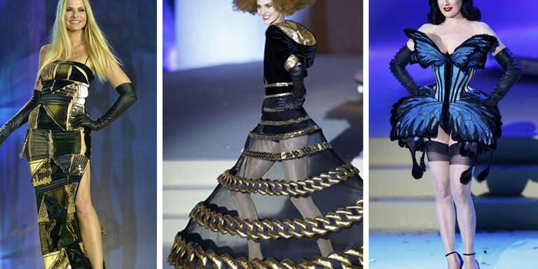 Das war die Jean Paul Gaultier Fashion Show