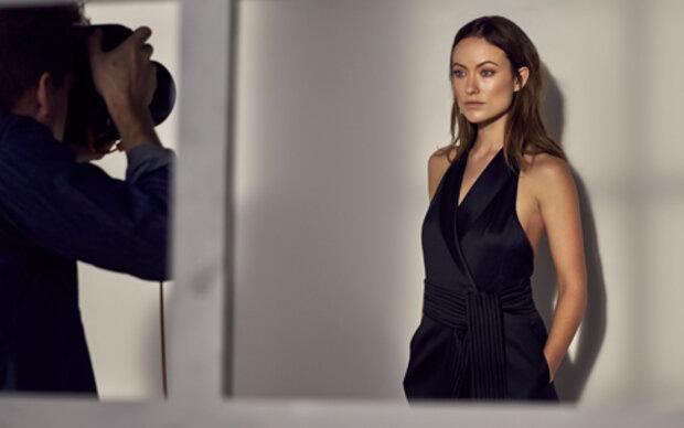 Olivia Wilde in neuer H&M-Kampagne
