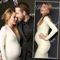 Blake Lively im Baby(bauch)glück