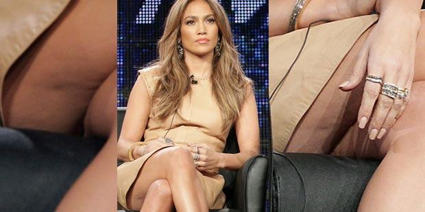 Cellulite-Alarm: Jennifer Lopez zeigt Dellen