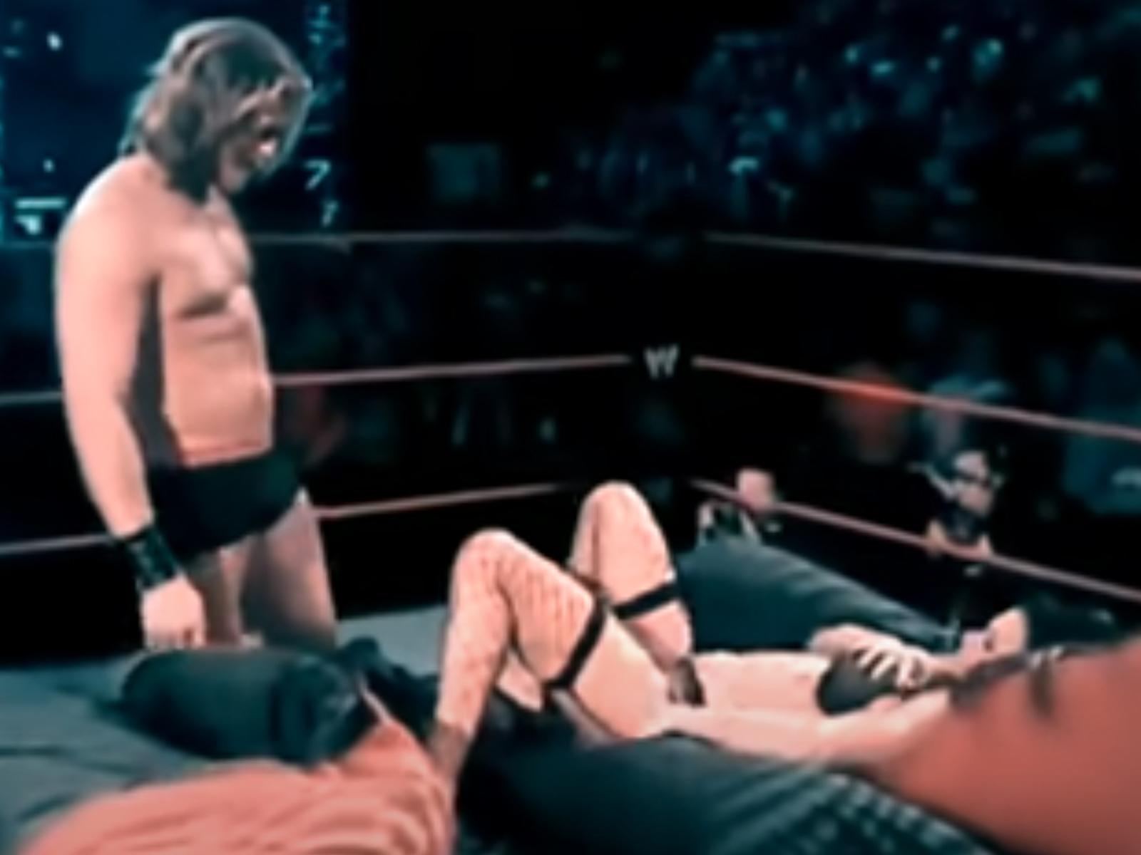 Wrestlerin paige nackt