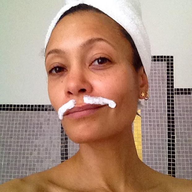 Thandie Newton: Haarentfernung